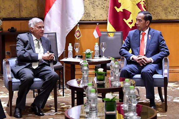 Indonesia dan Sri Lanka