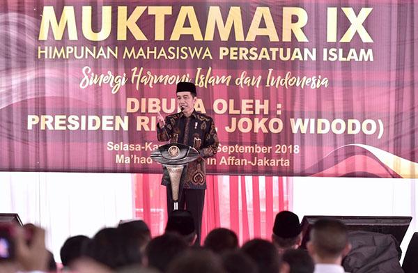 Presiden Jokowi: Banyak Negara Kagumi Kerukunan di Indonesia