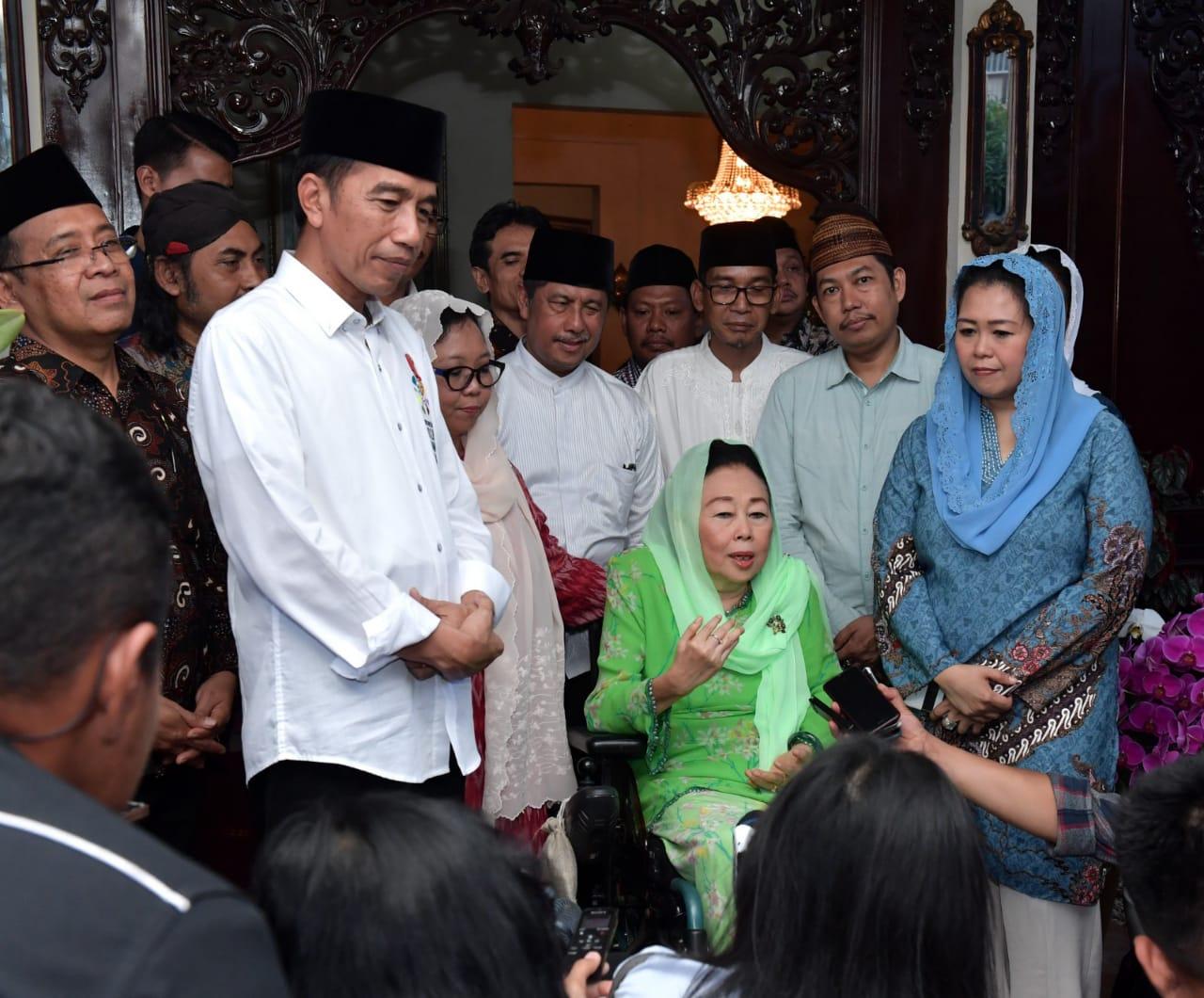 Sinta Nuriyah, magnet gus dur, jawa timur, pilpres 2019