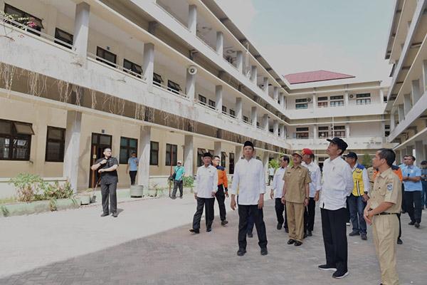 Sekolah Terdampak Gempa
