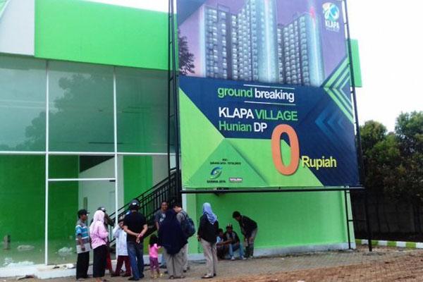 Nasdem DKI: Bukan Rumah Tapak dan HGB, Program Rumah DP Rp0 Bohong