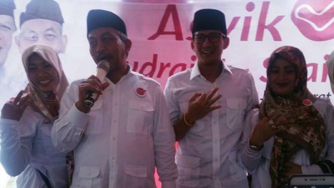 Soal Gubernur Urusi Pilpres, PSI: Dulu Sandi Juga Kampanye Waktu Jadi Wagub DKI