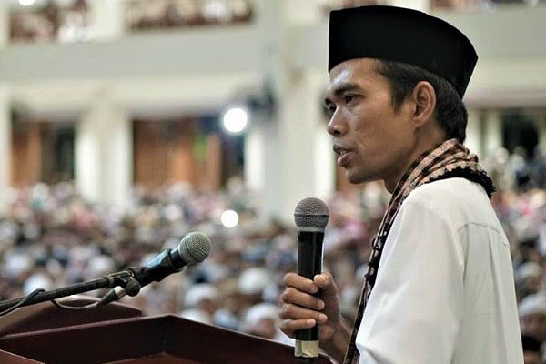 Ustaz Abdul Somad Mulai Mencari Substitusi Makna Khilafah