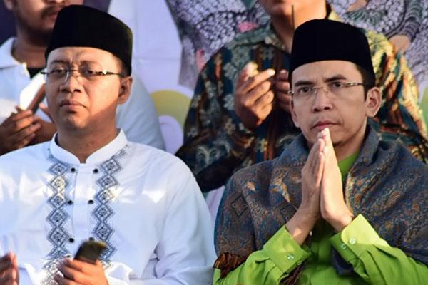 TGB: Visi dan Misi yang Disampaikan Prabowo Banyak yang Sudah Dikerjakan Jokowi