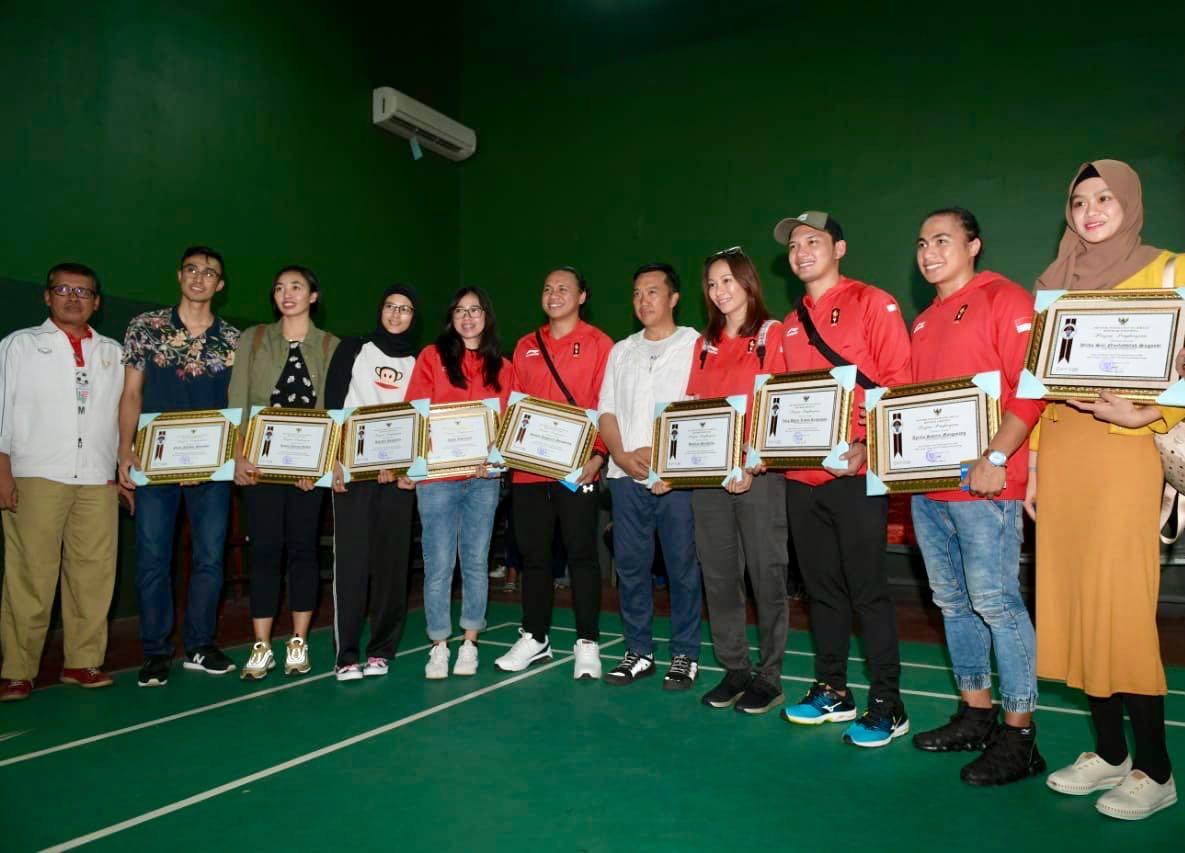 Atlet Asian Games yang Tak Dapat Medali Tetap Mendapatkan Bonus dari Menpora