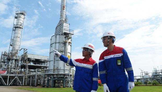 PEP Komitmen Dorong Produksi Gas Capai 109%