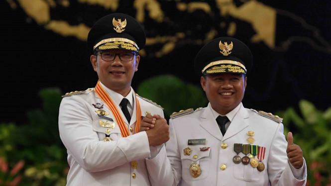 Ridwan Kamil: Jabar Harus Terhormat dan Punya Daya Tawar Politik