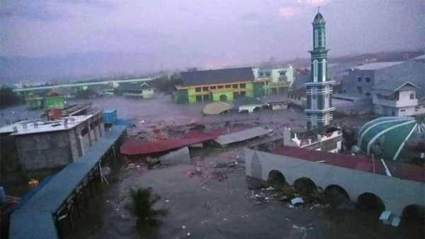 Gempa Bumi dan Tsunami