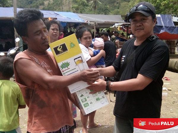 KAPT Peduli PALU Salurkan Bantuan ke Kabupaten Donggala