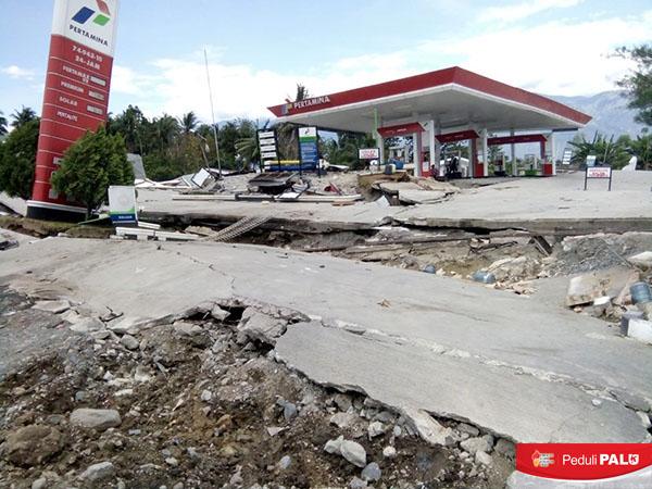Tim Relawan 'KAPT Peduli PALU' Lakukan Pemetaan Wilayah Terdampak Bencana