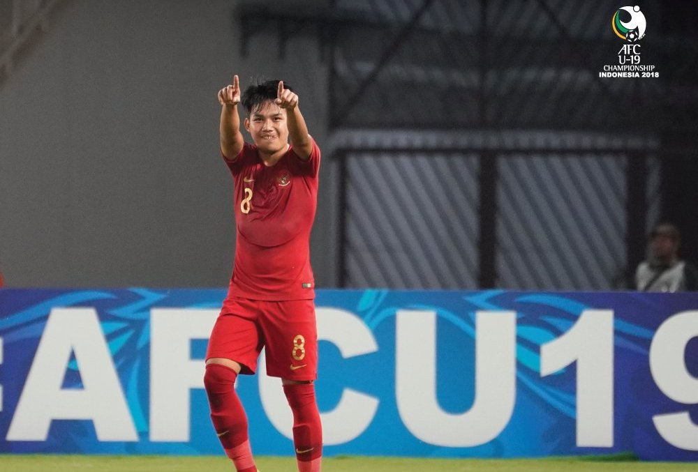 Main 10 Orang, Indonesia Kalahkan UAE dan Lolos ke Perempatfinal