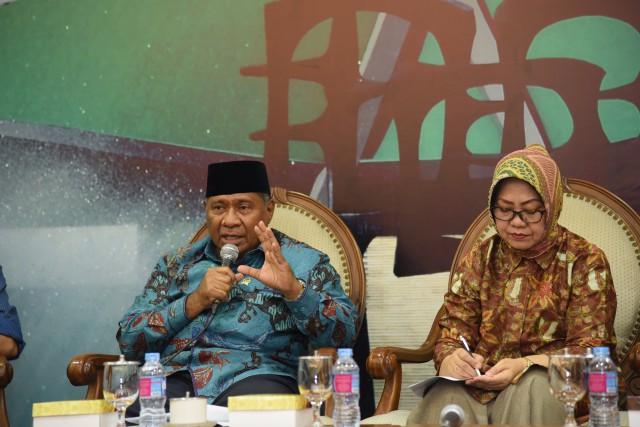 Komitmen DPR Cegah Penyelewengan Dana Bantuan Bencana Sulteng