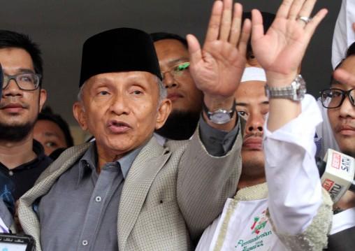 Gelar Nusantara: Amien Rais Jangan Giring Opini di Media