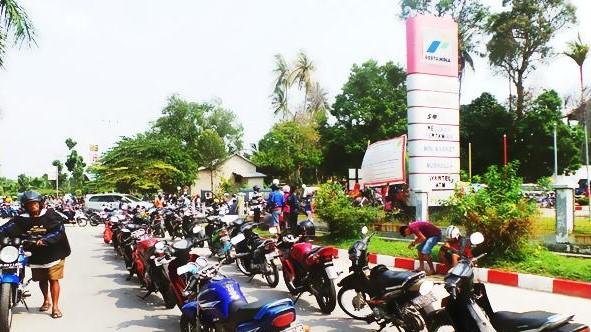 Kelangkaan BBM di Batam, ESDM dan Pertamina Diminta Tambah Kuota BBM
