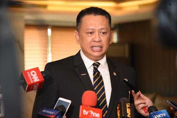 Ketua DPR Tegaskan Gedung DPR Termasuk Dalam Obyek Vital Negara