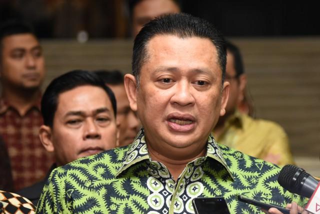 Bamsoet: Selamat untuk Tim Bulutangkis Beregu Putra Indonesia Peraih Medali Emas Pertama