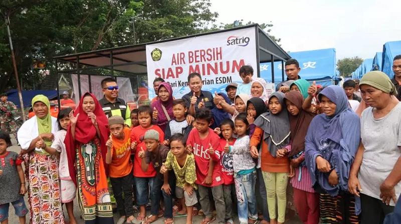Sulawesi Tengah telah Pulih, Peran Sektor ESDM Diapresiasi