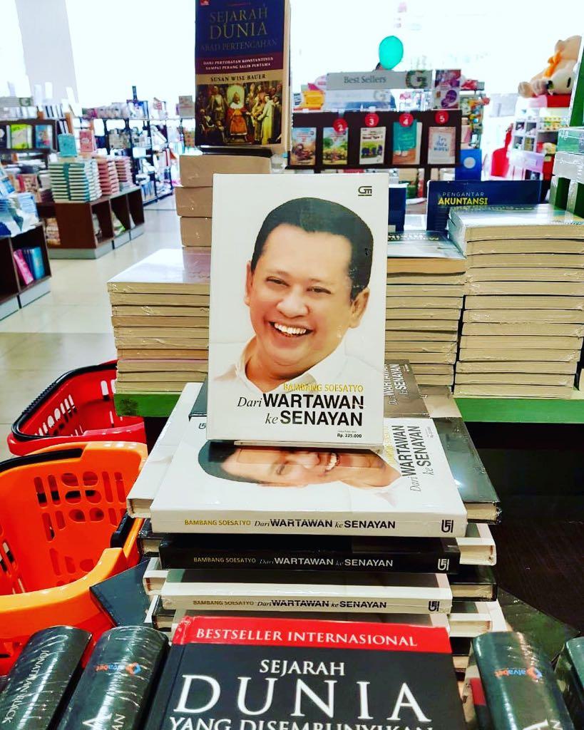 Buku Bambang Soesatyo