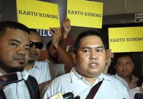Garda Nasional untuk Rakyat Laporkan Prabowo ke Bawaslu
