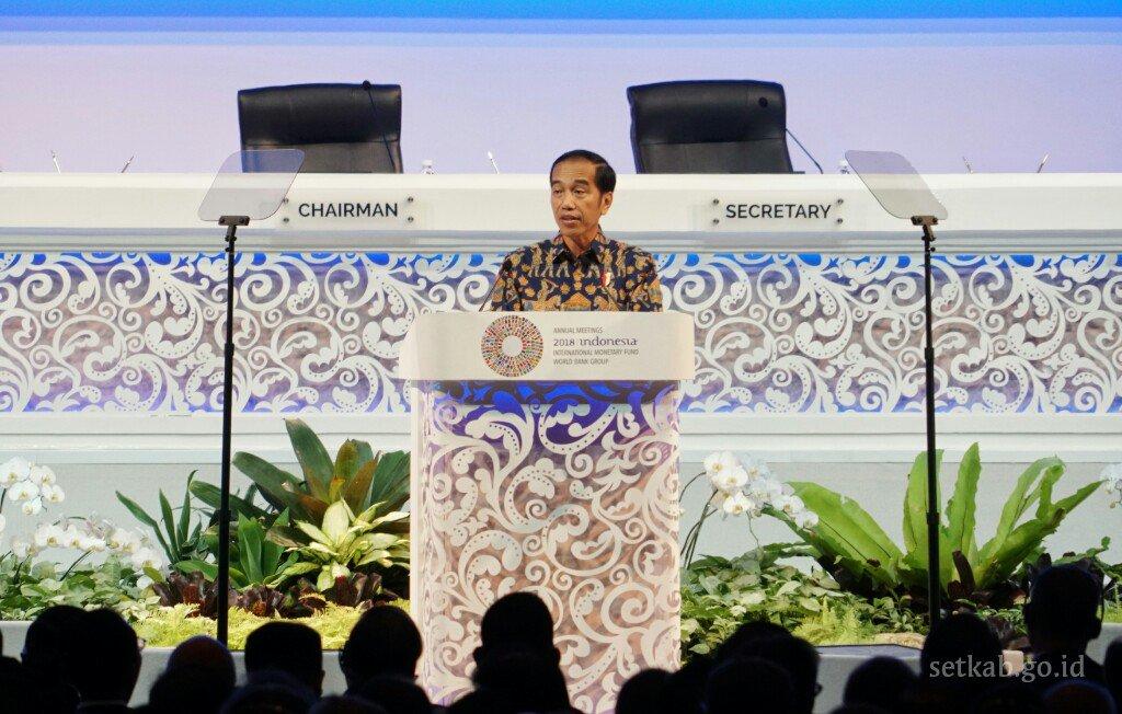 Jokowi Bawa Indonesia Sukses Gelar Ajang Internasional