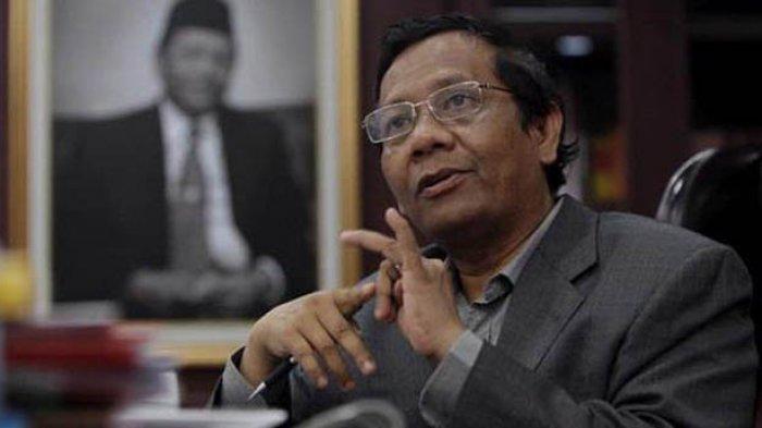 Mahfud MD: Meski Tak Bisa Dijerat dengan UU ITE, Prabowo hingga Amien Rais Bisa Dipenjara 3 Tahun