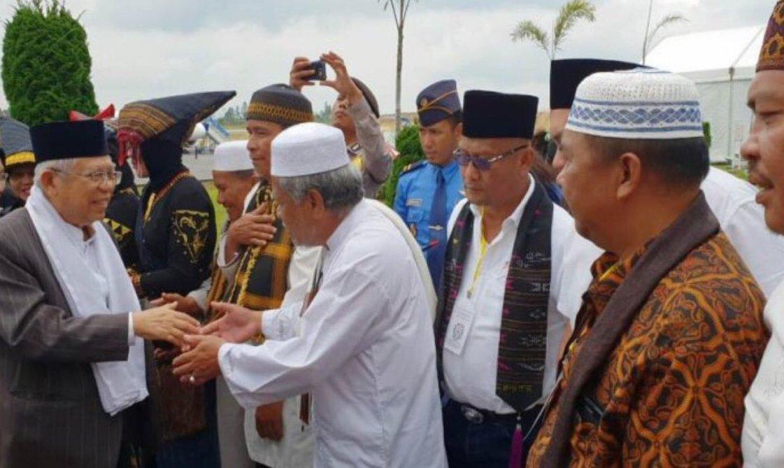 Maruf Amin ke Taput