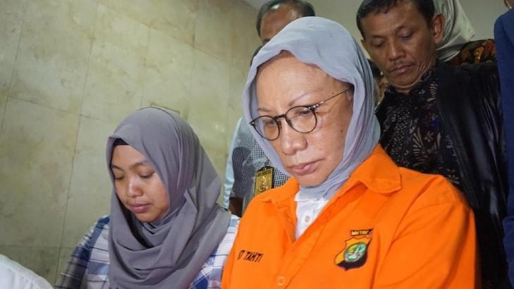 Ratna Sarumpaet Ditahan, Pengacaranya Minta Tahanan Kota