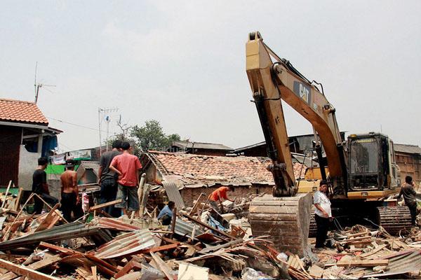 LBH: Selama Anies Memimpin Jakarta, Terjadi Penggusuran Paksa di 91 Titik