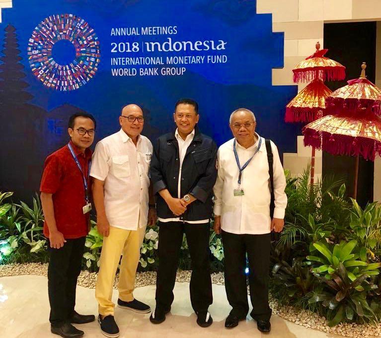 Ketua DPR Optimis Pertemuan IMF-WB Berlangsung Lancar dan Sukses