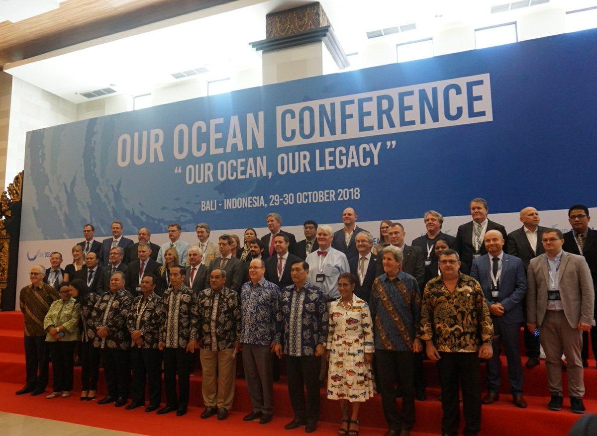 Indonesia Rangkul Negara Kepulauan Atasi Dampak Perubahan Iklim