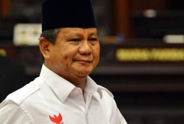 Tindakan ke Prabowo