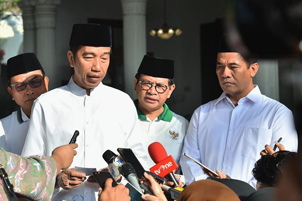 Kecam Serangan Israel, Jokowi: Indonesia Akan Selalu Perjuangkan Palestina