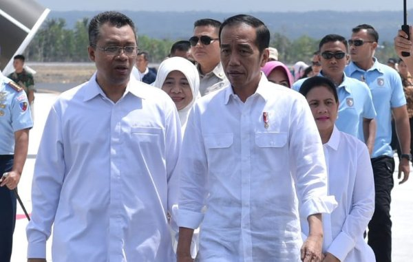 Jokowi: Penanganan Bencana Tidak Cukup Satu atau Dua Bulan Saja