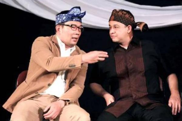 Jawaban Lugas Ridwan Kamil Saat Enggan Dibandingkan dengan Anies