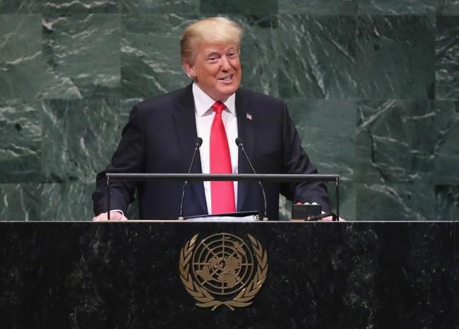 Donald Trump Ucapkan Duka Mendalam Atas Bencana di Sulawesi Tengah