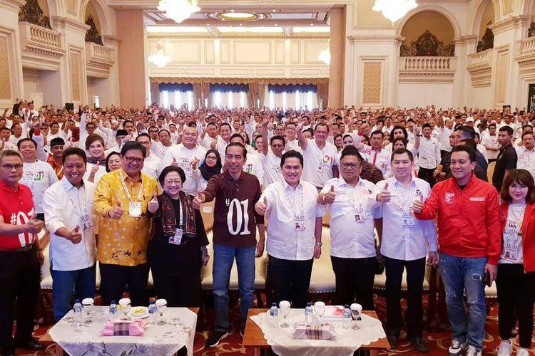 Pembekalan Jokowi: Narasikan Hal-Hal Positif Kepada Masyarakat