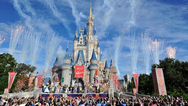 Disney World Terapkan Regulasi Baru Pada Tiket