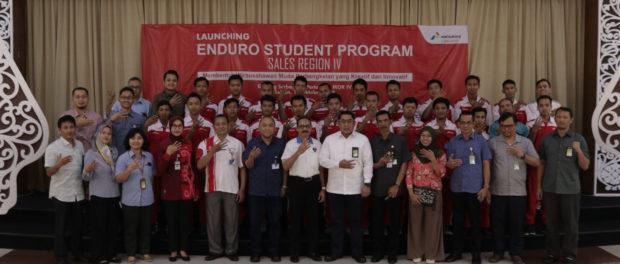 Pertamina Lubricants Kembali Luncurkan Enduro Student Program di Semarang