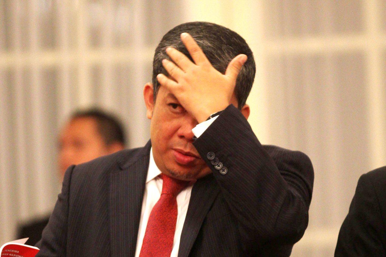 Fahri Hamzah Ditolak