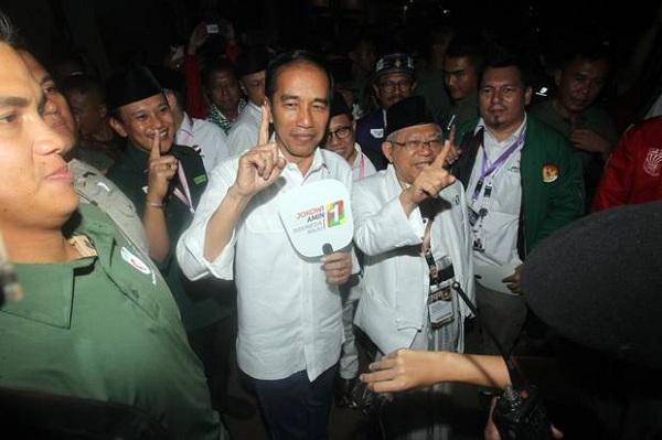 Optimisme Timses Jokowi-Ma'ruf Menang 60 Persen di DKI Jakarta