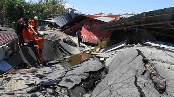 Kominfo Temukan 8 Hoaks Seputar Bencana Palu dan Donggala