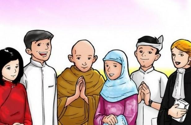 Tokoh Lintas Agama Serukan Pilpres 2019 Bebas Berita Bohong