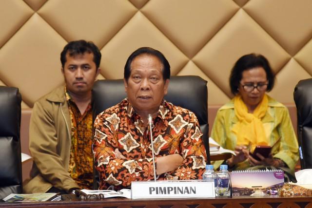 Komisi V DPR RI Usulkan Anggota KNKT Dipilih Melalui Uji Kelayakan dan Kepatutan