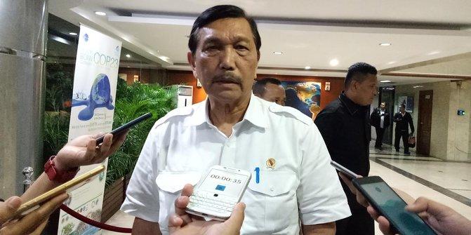 Gempa Palu dan Donggala, Luhut, Sudirman Said, Freeport