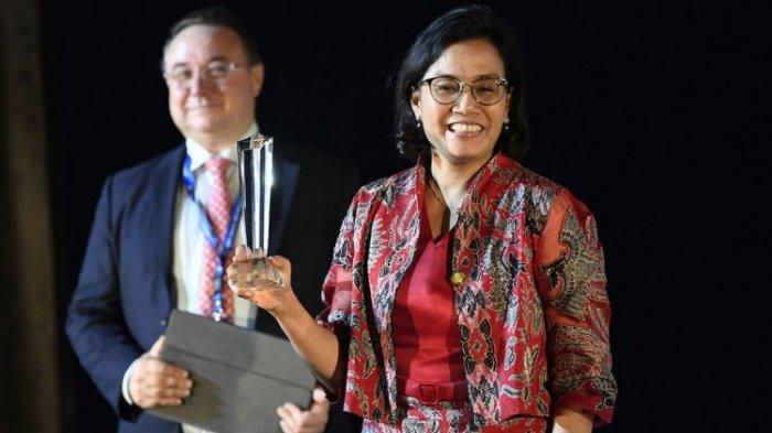 Hebat, Sri Mulyani Dinobatkan sebagai Menkeu Terbaik Se-Asia Pasifik Timur
