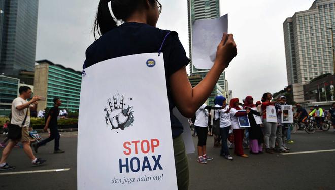 Kepolisian: Kampanye Hitam dan Hoaks Punya Kemiripan