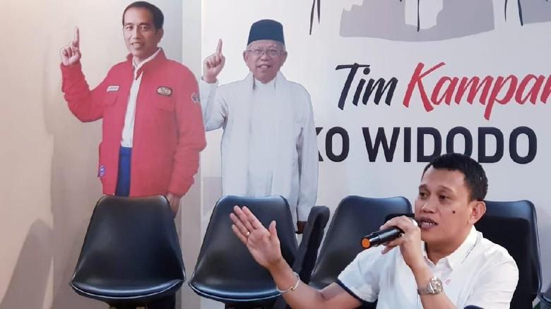 TKN Jokowi-Ma'ruf: Sindiran SBY Ke Gerindra Bukti Ketidaksolidan