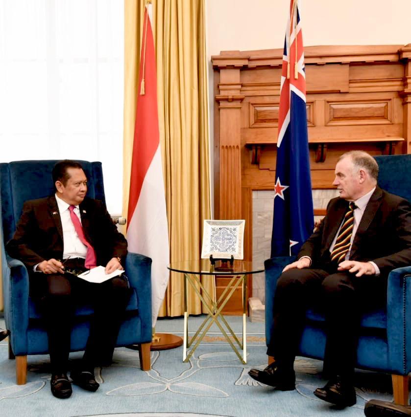 Berharap Hubungan Diplomasi Indonesia-Selandia Baru Semakin Erat