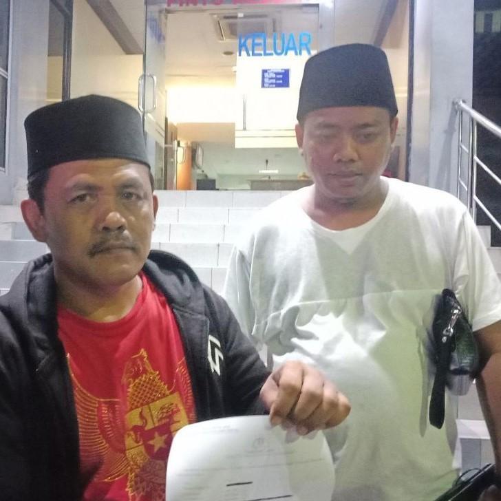 Pidato Prabowo Berbuntut Dilaporkannya Prabowo ke Polisi