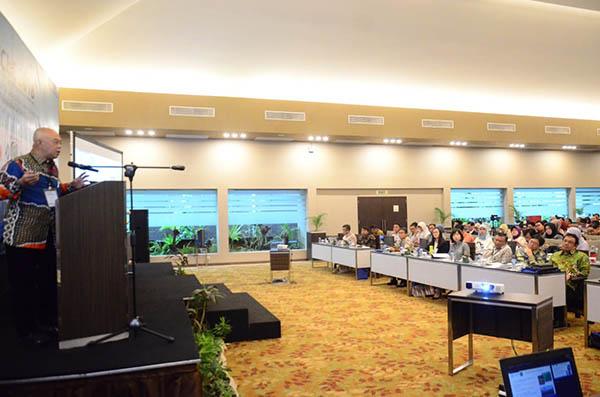 Dirut PT Pupuk Kujang Sampaikan Peran Industri Pupuk Indonesia di RCChE 2018